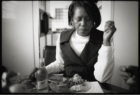 Early Dinner - Goulds, Florida, 2002