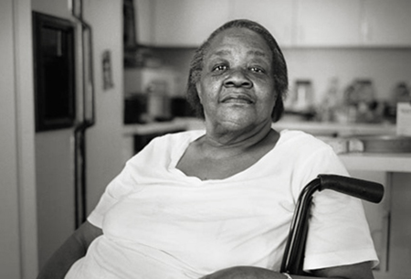 Auntie Bernice - Goulds, Florida, 2006