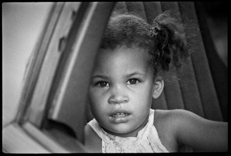 Light-skinned Black Girl - Goulds, Florida, 1988