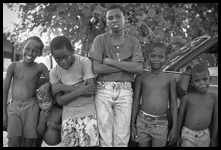 Neighborhood Boys - Goulds, Florida, 1988
