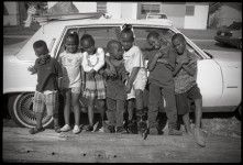 Street Kids - Goulds, Florida, 1997