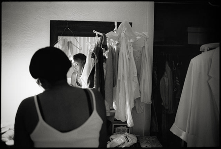 Clothes and Vanity - Goulds, Florida, 1994