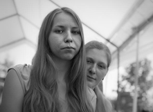 Natalie & Marianna (Russia) - Görlitz, Germany, 2010