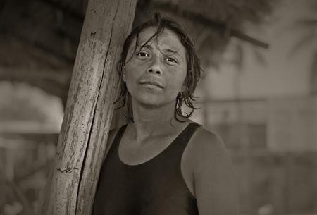 Jessica - La Boquita, Nicaragua, 2008