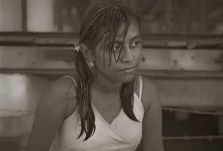Leyla - La Boquita, Nicaragua, 2008