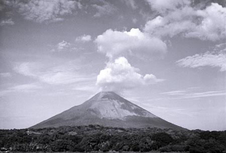 Volcan La Concepcion - Ometepe, Nicaragua, 2008