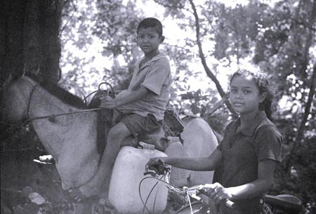 Niños de la Concepcion - Ometepe, Nicaragua, 2008